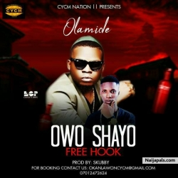 [FreeBeat] Olamide – Owo Shayo FreeHook (Rearrange By Skubby Beat) by Skubby oh