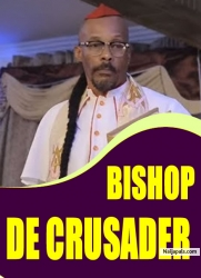 BISHOP DE CRUSADER