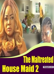 The Maltreated House Maid 2