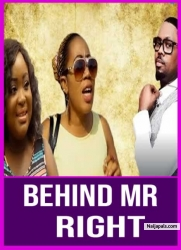 Behind Mr Right
