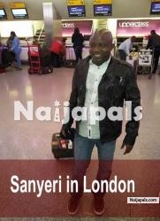 Sanyeri In London