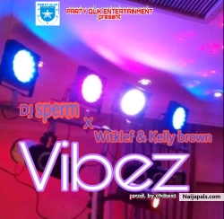 Vibez by PQE ft DjSperm x WitKlef x Kelly Brown