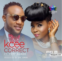 Correct by Kcee Ft. Yemi Alade