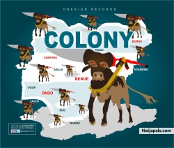 Colony by LargeMony