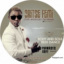 Body and Soul by Oritse Femi