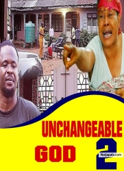 UNCHANGEABLE GOD  2
