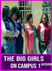 The Big Girls On Campus 1
