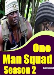 One Man Squad Season 2