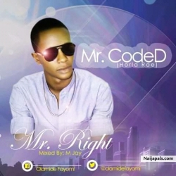 Mr Right by Mr.CodeD