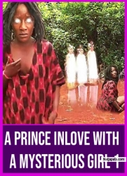 A Prince InLove With A Mysterious Girl 1