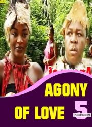 AGONY OF LOVE  5