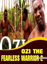 OZI THE FEARLESS WARRIOR 2