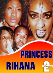 Princess Rihanna 2