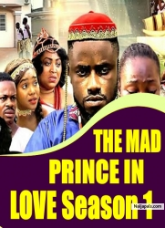 THE MAD PRINCE IN LOVE season 1