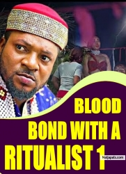 BLOOD BOND WITH A RITUALIST 1