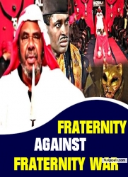 FRATERNITY AGAINST FRATERNITY WAR
