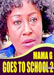 MAMA G GOES TO SCHOOL 2