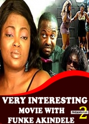VERY INTERESTING MOVIE WITH JENNIFER AKINDELE 2