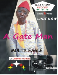 A GATE MAN by MULTY EAGLE