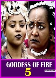 GODDESS OF FIRE 5