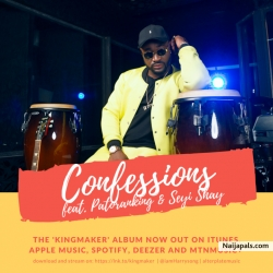 Confessions by Harrysong ft Patoranking & Seyi Shay