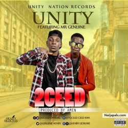 Unity by 2CEED Ft Mr. Genuine