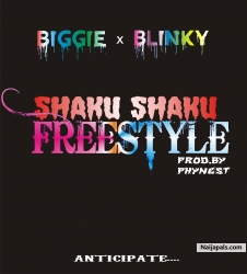 Shaku Shaku Freestyle by Biggie ft Blinky