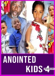 ANOINTED KIDS 4