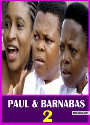 PAUL AND BARNABAS 2