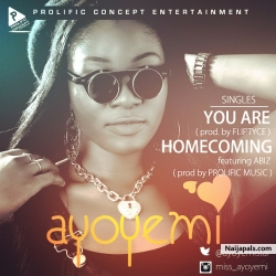 You Are by Ayoyemi
