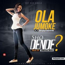 Sho Dende by Olajumoke
