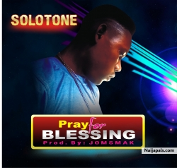 pray for blessing by solotone