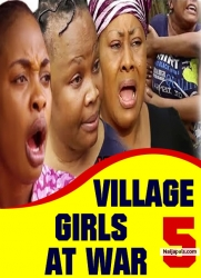VILLAGE GIRLS AT WAR 5