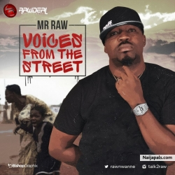Voices From The Street by Mr Raw