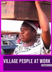 VILLAGE PEOPLE AT WORK