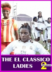 THE EL CLASSICO LADIES 2