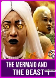 THE MERMAID AND THE BEAST 1