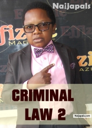 Criminal Law 2