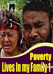Poverty Lives In my Family 1