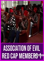 ASSOCIATION OF EVIL RED CAP MEMBERS 1