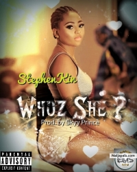 Whuz She? by StephenKin
