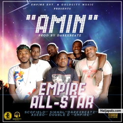 Amin by Empire all-star