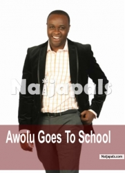Awolu Goes To School