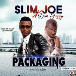 Packaging by Slim Joe