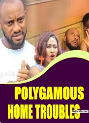 POLYGAMOUS HOME TROUBLES