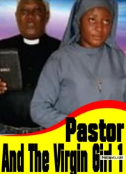 Pastor And The Virgin Girl 1