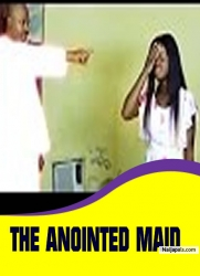 THE ANOINTED MAID