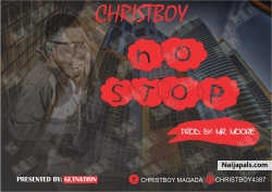 No Stop by Christboy