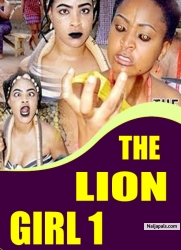 THE LION GIRL 1