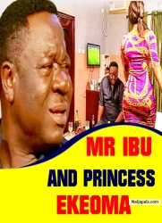 MR IBU AND PRINCESS EKEOMA